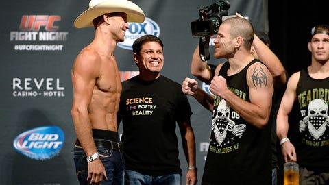 UFC Fight Night: New Jersey