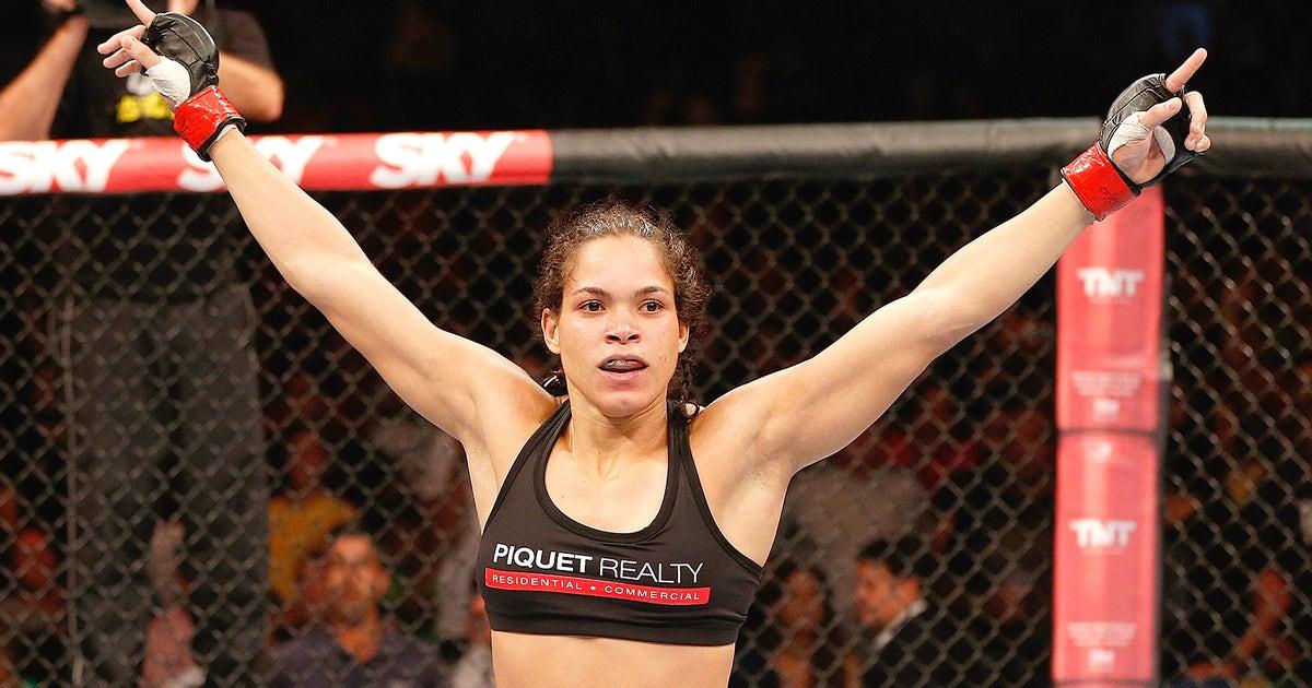 Amanda Nunes: 'I'm going to finish Cat Zingano and I'll beat Ronda Rousey' | FOX Sports