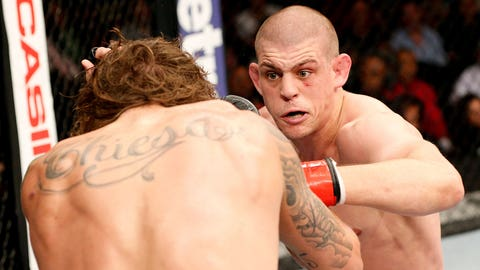 Joe Lauzon vs. Stevie Ray