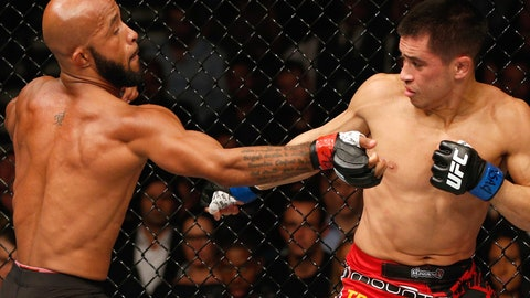 UFC 178: Johnson vs. Cariaso