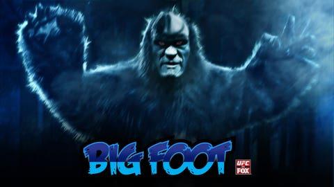 """Antonio """"Big Foot"""" Silva"""