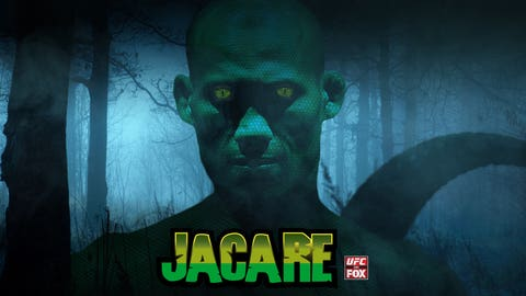 "Ronaldo ""Jacare"" Souza"