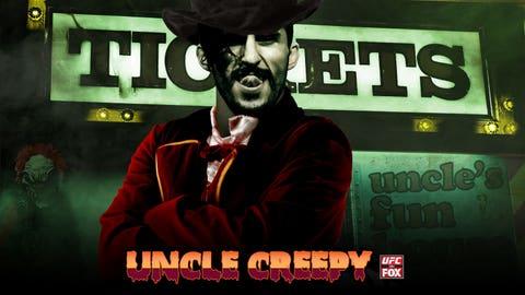 """Ian """"Uncle Creepy"""" McCall"""