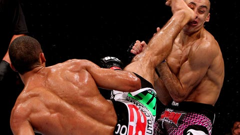 Edson Barboza vs. Terry Etim