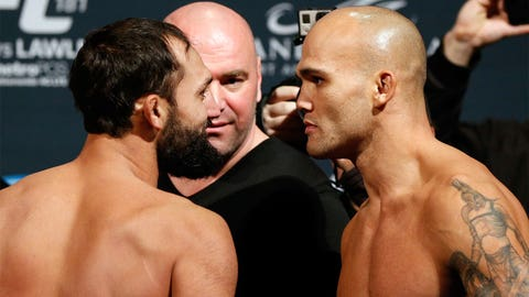 Hendricks vs. Lawler
