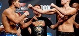 UFC Fight Night: Dos Santos vs. Miocic Weigh-in photo gallery