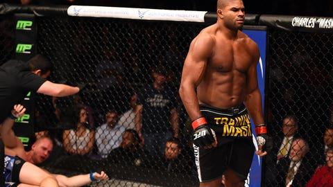 UFC Fight Night: Dos Santos vs. Miocic