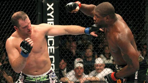Rampage earns another title shot