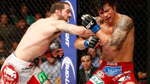 Matt Brown vs. Erick Silva at UFC Fight Night in Cincinnati
