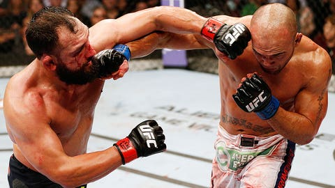 Johny Hendricks vs. Robbie Lawler at UFC 171