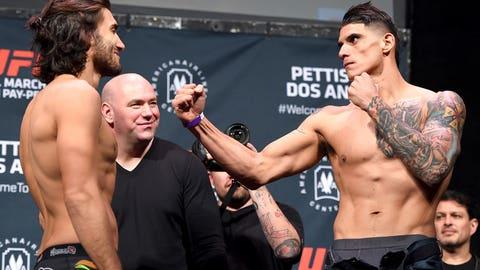 UFC 185 weigh-in