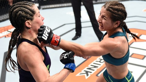 Tecia Torres (UFC Rank: 5)