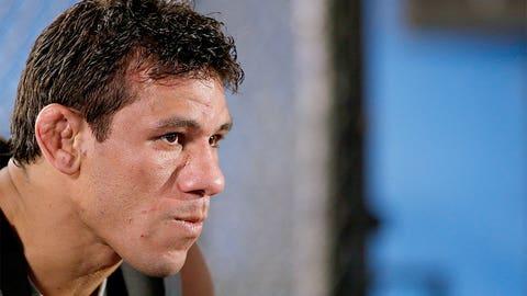 Luiz Buscape (Blackzilians) vs. Uros Jurisic (ATT)