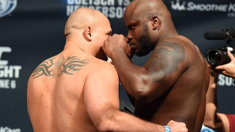 UFC Fight Night: Boetsch vs. Henderson Weigh-in Gallery