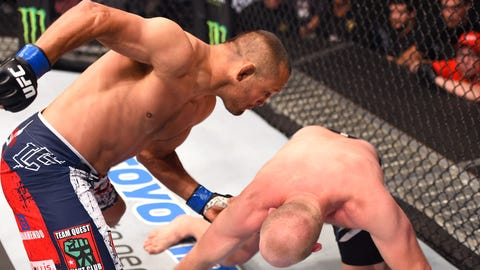 UFC Fight Night: Boetsch vs. Henderson in photos