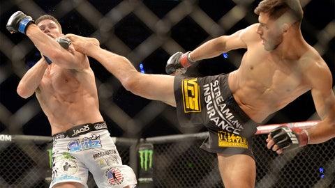 UFC 188 in photos