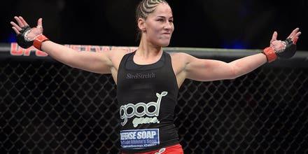 Sara McMann MMA Stats, Pictures, News, Videos, Biography - Sherdog.com