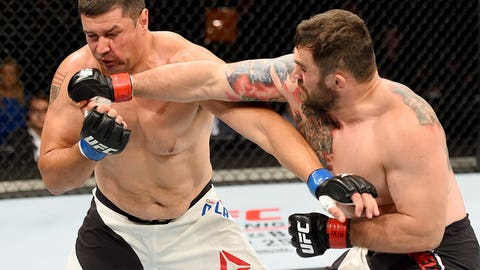 UFC Fight Night: Bisping vs. Leites event gallery