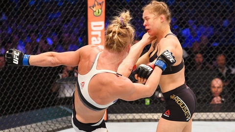 Holly Holm blames 'intentional' cheap shots for UFC 208 loss