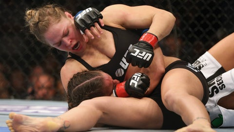 She out-grapples the grapplers
