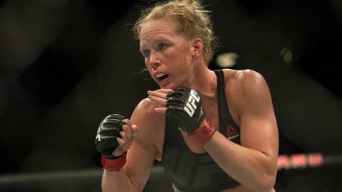 Holly Holm Looks to Make History at UFC 208