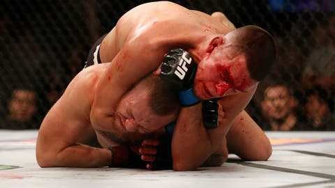 Nate Diaz vs. Conor McGregor