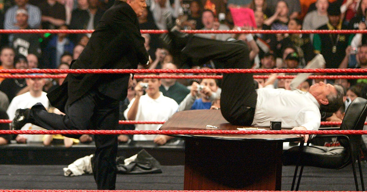 How Donald Trump S Wwe Character Shaped His Political
