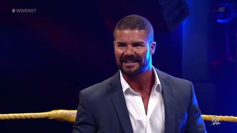"""Andrade """"Cien"""" Almas vs. Bobby Roode"""