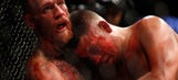 The epic battle between Conor McGregor and Nate Diaz in 25 stunning photos