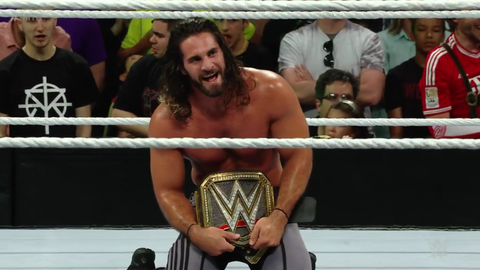 Seth Rollins (Money In The Bank 2016)