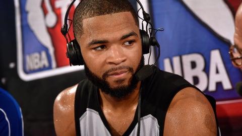 Hornets worst: Aaron Harrison (65 overall)