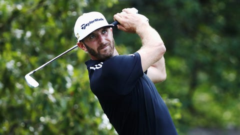 Dustin Johnson (tee time: 1:55 p.m. ET)