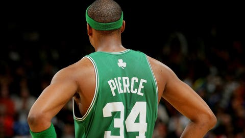 Paul Pierce Gets a Hero's Welcome and a Legend's Exit in Boston