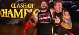Full results from WWE Clash of Champions