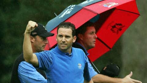 Sergio Garcia: 20.5 points (18-9-5)