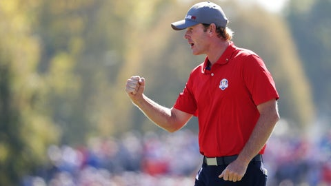 TEAM USA - Brandt Snedeker: A+