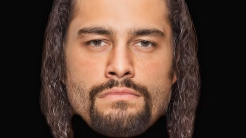 Roman Reigns and Rusev