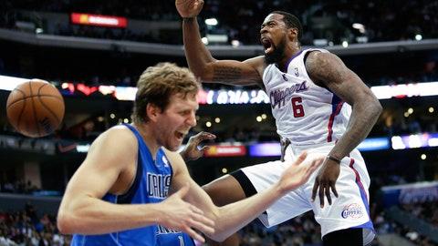 Clippers at Mavericks: Nov. 11, 8 p.m. ET (ESPN)