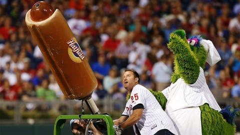 Loaded hot dog