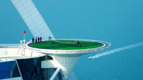 Trophy tour lands in Dubai