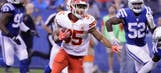 WhatIfSports Week 9 fantasy football projections: claim KC's Charcandrick West