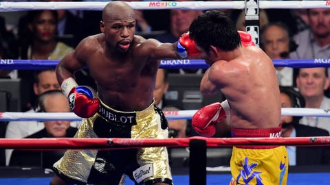 Floyd Mayweather Jr. (boxing)