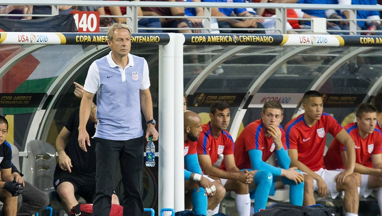 2018 World Cup qualifying draw sets potentially rough road for USMNT