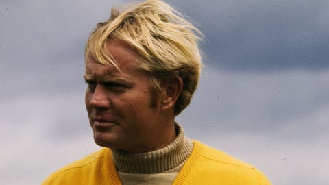 """""""Nicklaus played a game of which I am not familiar."""""""