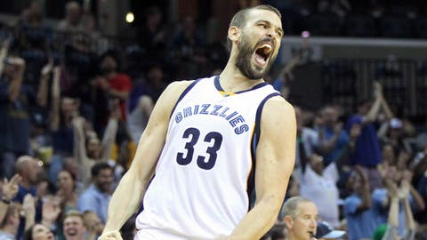 Memphis Grizzlies: Marc Gasol's return to form