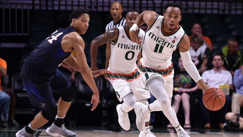 Miami Hurricanes Have a Chance to Make Statement At Advocare Invitational
