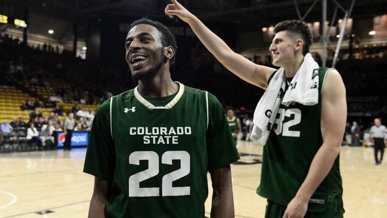 Colorado State Basketball: Rams down Colorado Buffaloes in Boulder