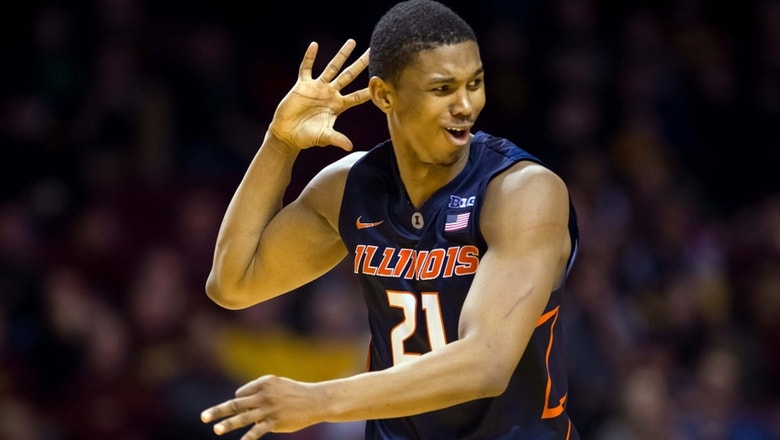 Illinois Basketball: Malcolm Hill Continues to Improve His Game