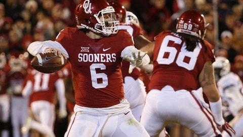 Oklahoma Sooners, 25-1