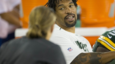 Green Bay Packers: Julius Peppers, OLB, age 36